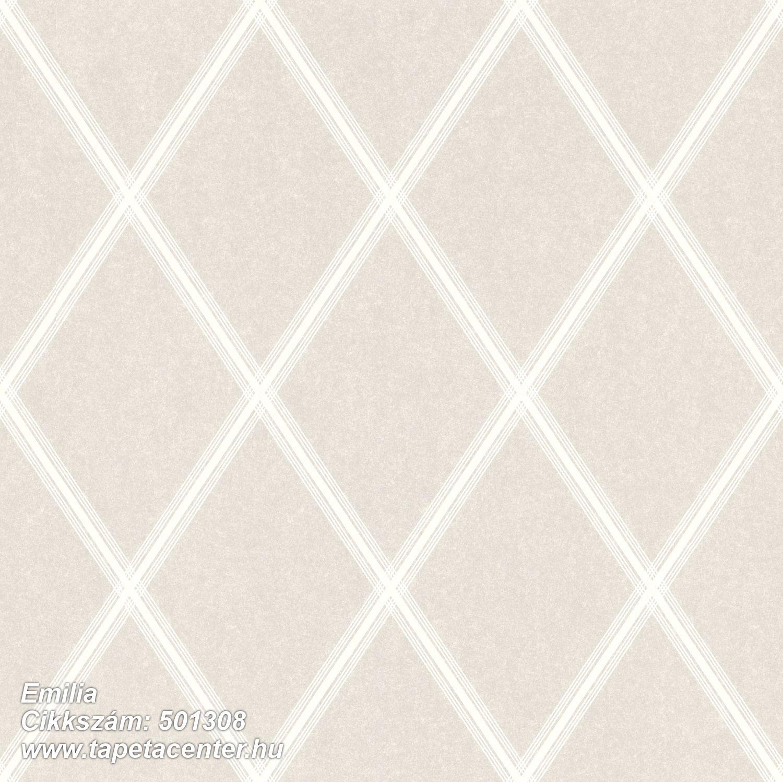 Absztrakt,geometriai mintás,metál-fényes,bézs-drapp,fehér,gyöngyház,lemosható,vlies tapéta