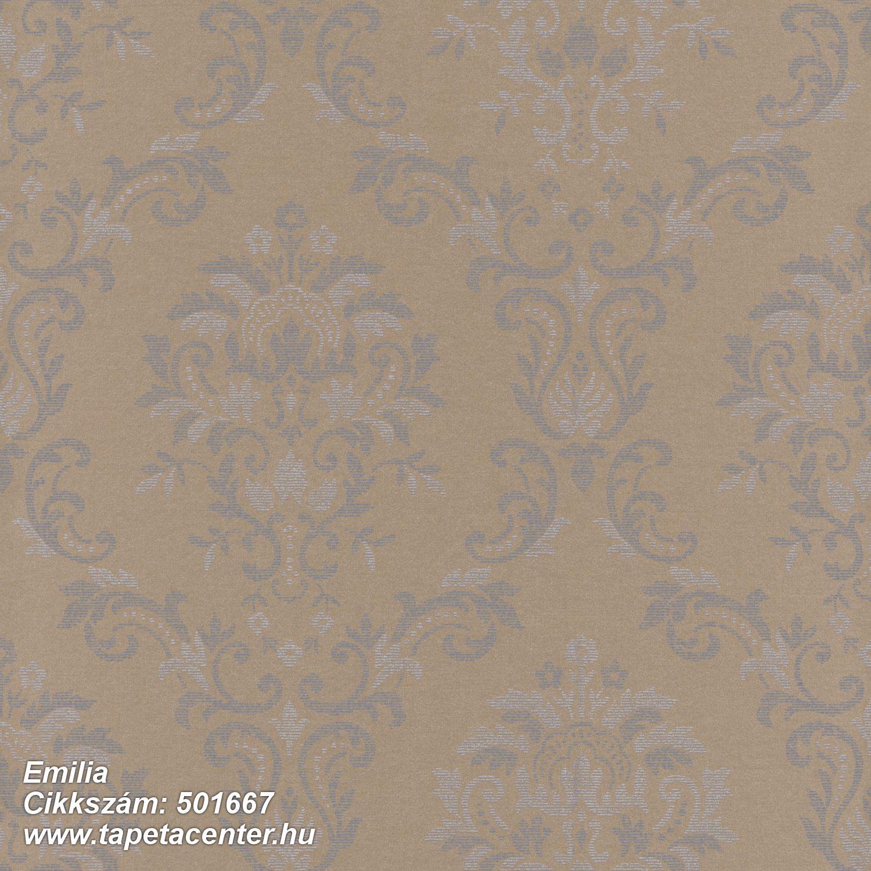 Barokk-klasszikus,metál-fényes,arany,barna,bézs-drapp,szürke,lemosható,vlies tapéta