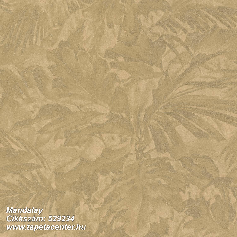 Különleges felületű,természeti mintás,arany,lemosható,vlies tapéta
