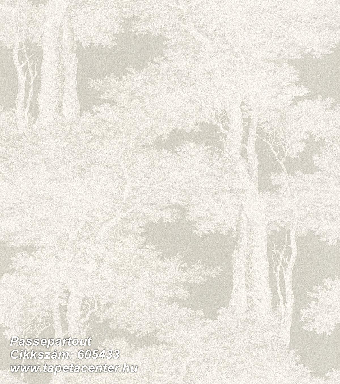 Fa hatású-fa mintás,különleges felületű,tájkép,természeti mintás,bézs-drapp,vajszín,lemosható,vlies tapéta
