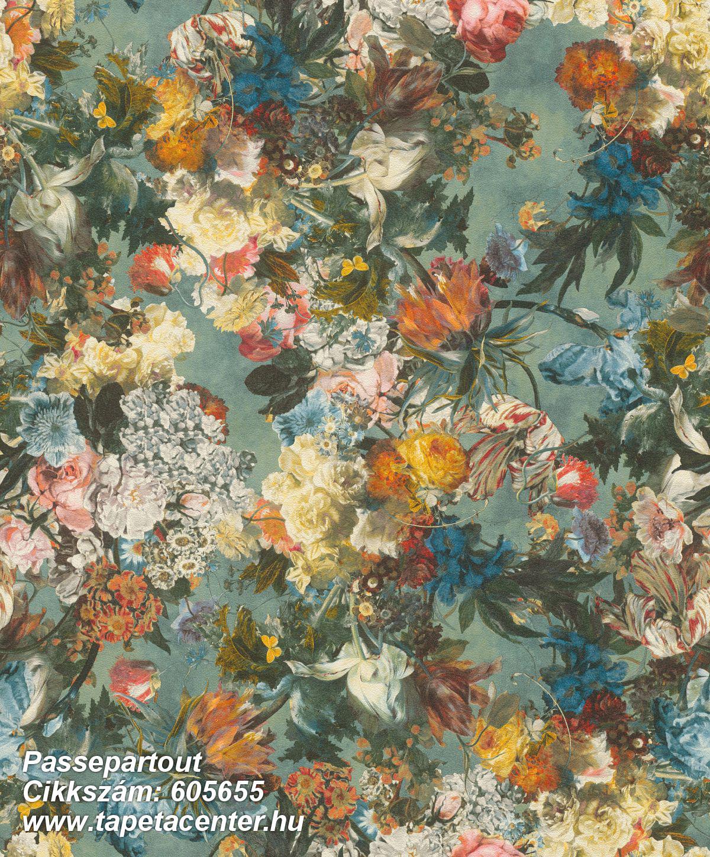 Különleges felületű,természeti mintás,virágmintás,bézs-drapp,kék,lila,narancs-terrakotta,pink-rózsaszín,piros-bordó,sárga,szürke,türkiz,vajszín,zöld,lemosható,vlies tapéta