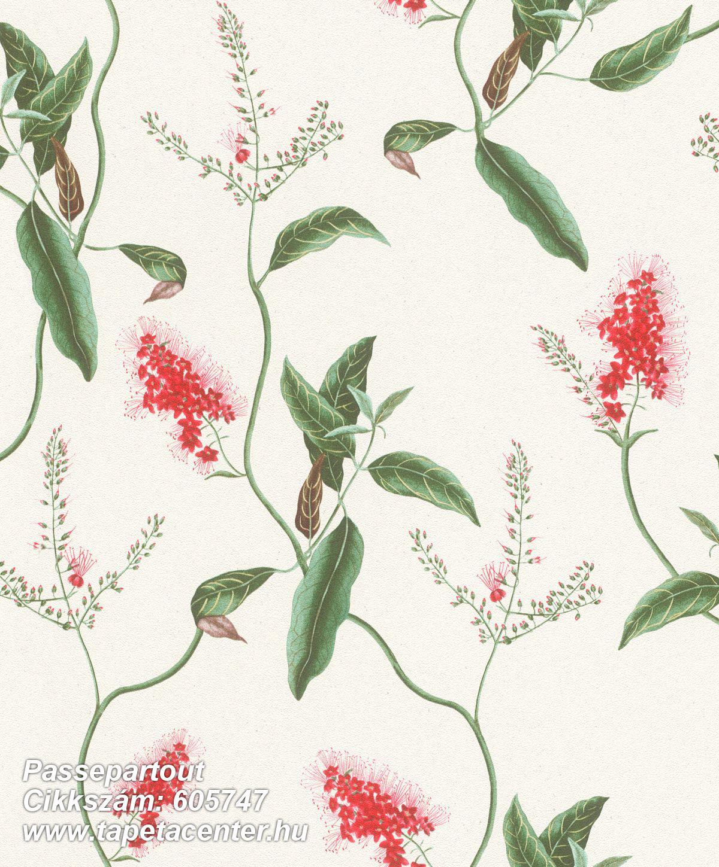 Gyerek,különleges felületű,természeti mintás,virágmintás,piros-bordó,vajszín,zöld,lemosható,vlies tapéta