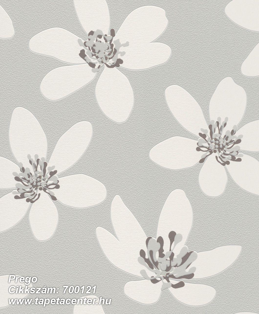 Gyerek,különleges felületű,természeti mintás,virágmintás,fehér,fekete,szürke,lemosható,vlies tapéta