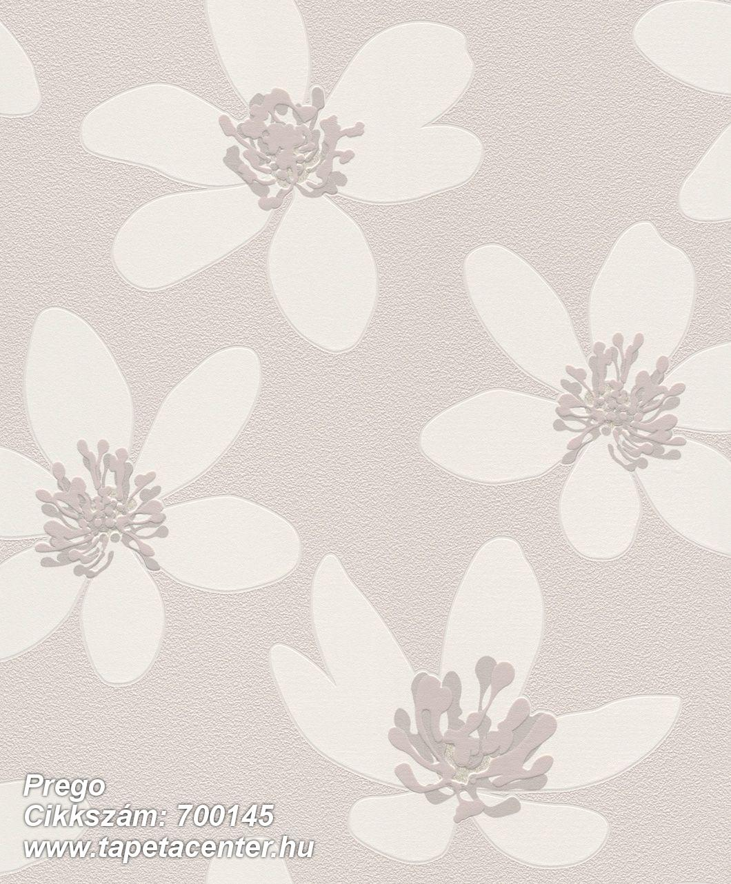 Gyerek,különleges felületű,természeti mintás,virágmintás,bézs-drapp,fehér,lemosható,vlies tapéta