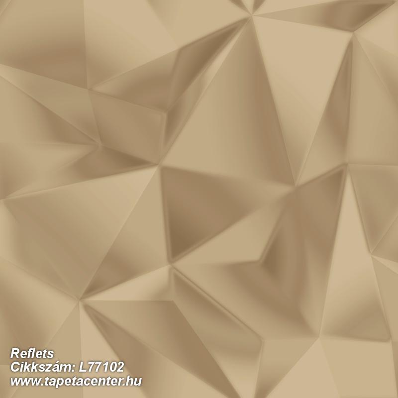 3d hatású,absztrakt,különleges felületű,metál-fényes,arany,lemosható,vlies tapéta